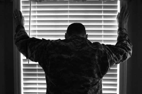 The Suicide Contagion: How The Effort To Combat Veterans' Suicide May Be Making It Worse