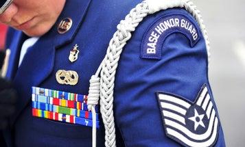 Airman found unconscious in Scott AFB pool, declared dead