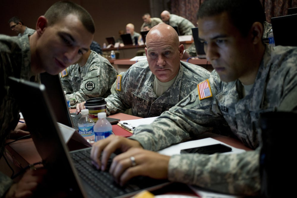 Will being in cybersecurity make you better at Warzone?