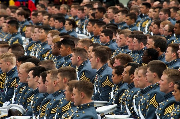 After being sent home over COVID-19 fears, West Point cadets are returning to campus for Trump's graduation speech