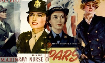 Here Are The Women Who First Joined Each Branch Of The Military
