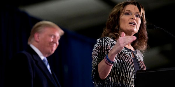 Army Vet Shuts Down Palin's Claim That Her Son's Violent Behavior Is Due To PTSD