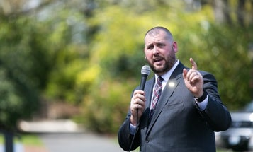 Washington Lawmaker Accused Of Exaggerating Military Service
