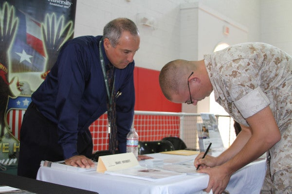 How To Get The Most Out Of Military Job Fairs