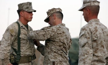 UNSUNG HEROES: Injured And Under Fire, This Marine Left No Man Behind