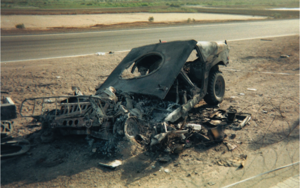 The Tragic Truth Of Accidental Deaths In Combat Zones
