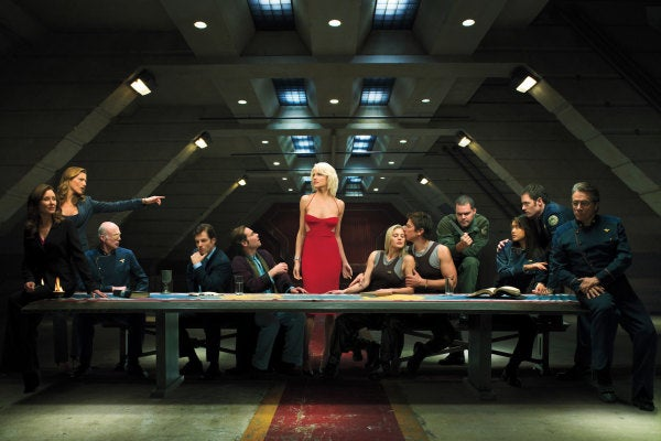 Battlestar Galactica Has Great Parallels To The Modern Military