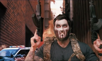 Legendary SEAL Marcus Luttrell Talks About His Role In 'Range 15'