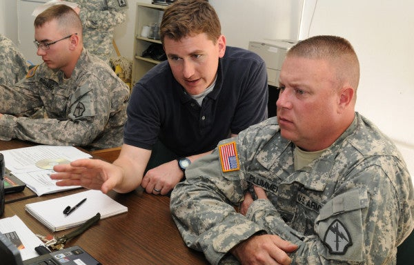 How To Play Up Military Strength In A Civilian Job Interview