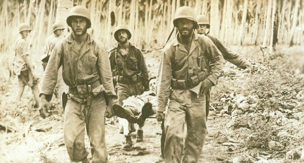 The Message That Ended The First Major Offensive In The Pacific During WWII