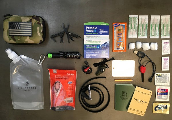 A Survival Expert Lays Out What You Need In Your Bug-Out Bag