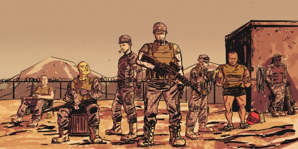 7 Guys You Meet In Every Infantry Platoon