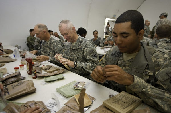 The Pizza MRE Is Finally Coming