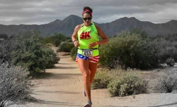 This Marine Is About To Run 161 Miles In Honor Of Fallen Servicewomen