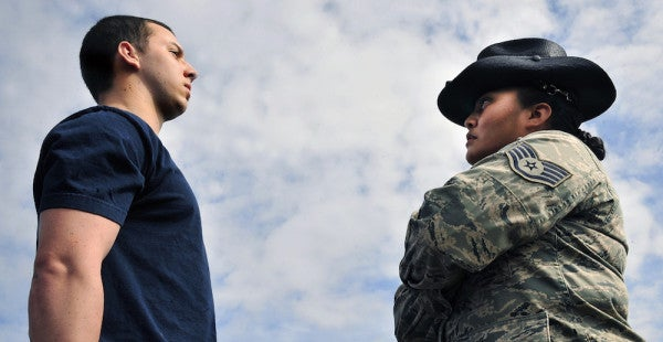 Why Are So Few Millennials Willing To Join The Military?