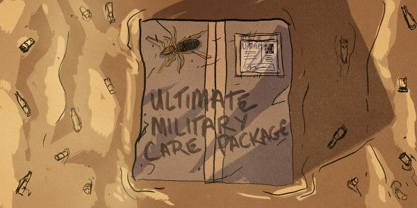 How To Pack The Ultimate Care Package
