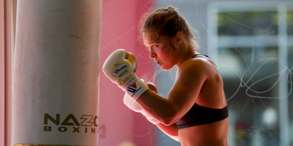 Thank You, Ronda Rousey, For Speaking Up About Suicide