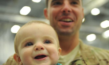 What DoD's New Family-Friendly Policies Mean For The Future Of The Military