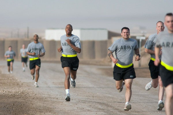 How to crush your two-mile run like an Olympian
