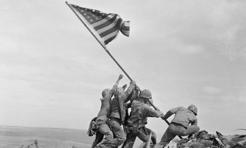 The Incredible Story Of How A Marine In This Iconic Iwo Jima Photo Went Misidentified For Decades
