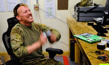 A True Story Of Rage Quitting In Afghanistan