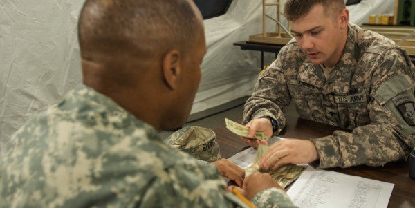 The 5 Biggest Mistakes Service Members Make With Their Money