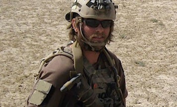 SEAL Team 6 Member Edward C. Byers Jr. Awarded The Medal Of Honor