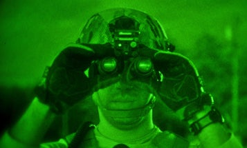 Lost Night Vision Goggles Force Lockdown For Unit Just Back From Afghanistan