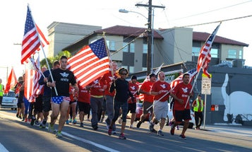 Team RWB Is Making A Difference In Veterans' Lives And Here's Proof