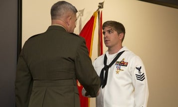 UNSUNG HEROES: Wounded And Under Fire, This MARSOC Corpsman Kept Fighting