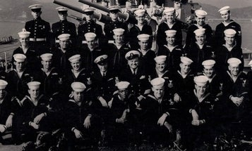 A Navy Veteran's Story Of Brotherhood During The Jim Crow Era