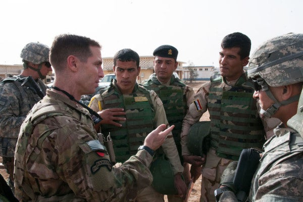 A Senior Enlisted Leader Just Revealed His Own Battle With Mental Health Issues On Social Media