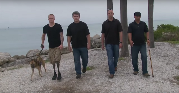 These Wounded Special Operations Vets Are Hunting Child Predators