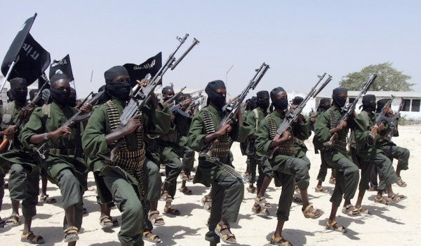 US Strikes Kill 150 Al-Shabab Fighters Preparing To Attack American Troops