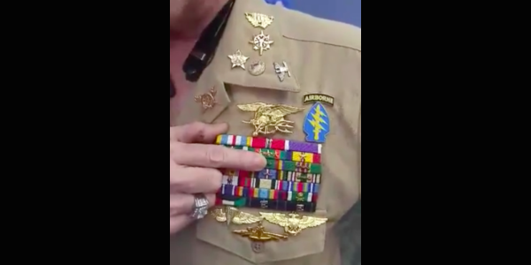 Is This Stolen Valor?