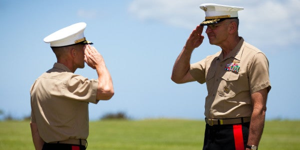 There's A Problem With The Proposed Changes To The Military's New Retirement Plan