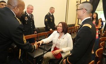 Top Republican Group Posts Cringeworthy Tweet About Wounded Veteran Congresswoman