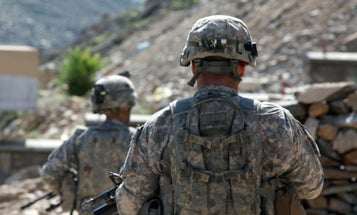 CENTCOM: Cutting Troops In Afghanistan May Not Be Feasible