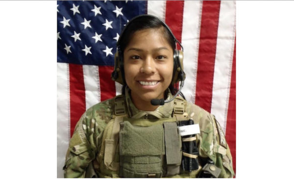 UNSUNG HEROES: The Soldier Who Sacrificed Her Life To Protect Countless Others