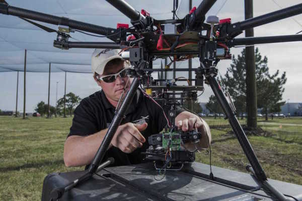 You Can Now Earn A Degree In Flying Drones