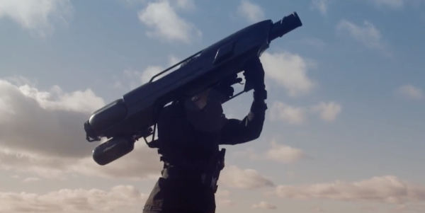 Blast Drones Out Of The Sky With This Street-Legal Bazooka