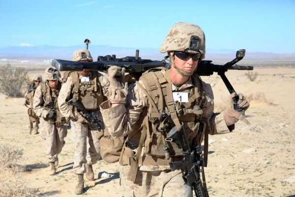 How Will The Marine Corps Integrate Women Into Combat Arms Roles?
