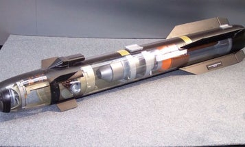 2 Hellfire Missiles Bound For Portland Discovered On Passenger Flight In Serbia
