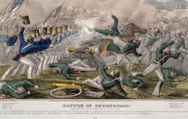 St. Patrick's Battalion: The Incredible Story Of The Irish-American Soldiers Who Defected To Mexico
