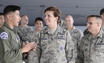 This Air Force General Is Set To Become The Highest Ranking Woman In US History