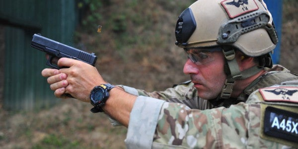 Army Chief Eyeing Glock Pistol As Service's Next Sidearm