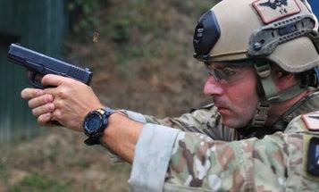 Army Chief Eyeing Glock Pistol As Service's Next Sidearm