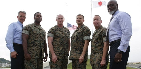 Marines Take Down Unruly Man Who Tried To Do Yoga On A Plane