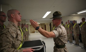 Marine Corps May Require Higher Test Scores To Get Into Boot Camp