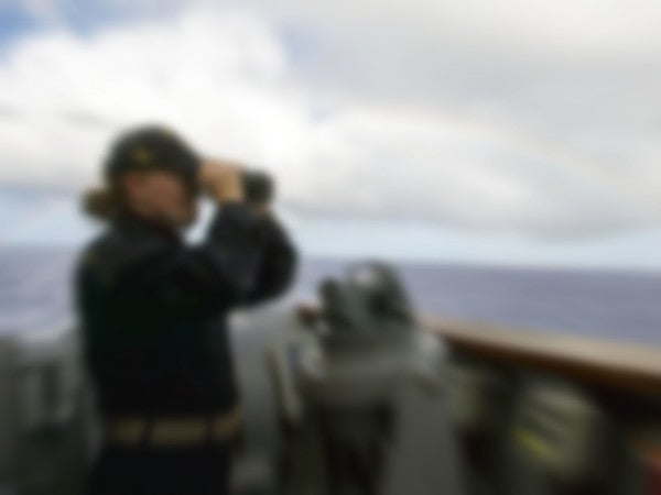 Why I Wrote Under A Pseudonym As A Naval Officer